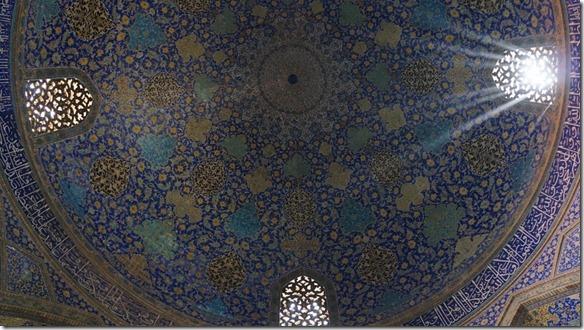 1502 Decke der Moschee Eingangshalle  (1024x575)