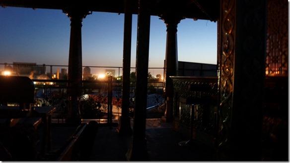 1974 Abendsimmung auf der Terrasse des Hotels Furkat (1024x575)