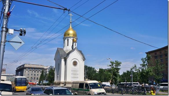 3369 A Kapelle zu Ehren der Romanovs gebaut vor 100 Jahren, Novosibirsk   (1024x575)