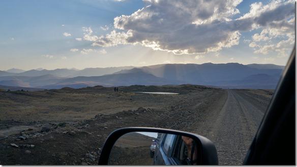 1346 Wetterstimmung im Lesotho-Hochland