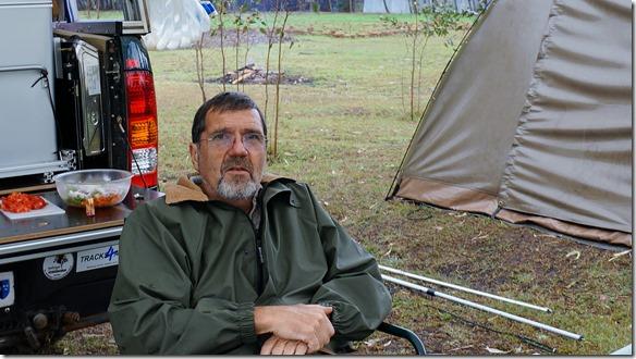 2096 nach unserer Rückkehr aus der Schweiz = Regen und Kalt = Schweizerwetter das wir mitgenommen haben