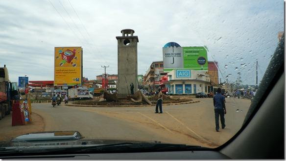 2217 der Kreisel in Mbarara
