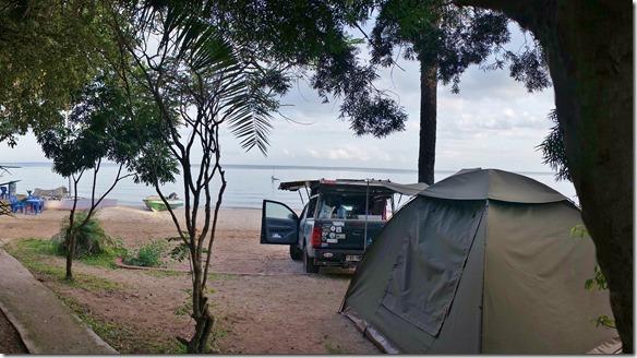 2276 ein schöner Platz am Lake Viktoria, Tunza Camp