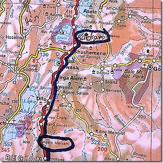 2548 Hagere Maryam - Karkaro Lake Langano