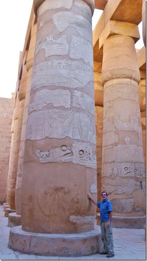 2953 wenn man neben die Säulen steht kommt, man sich sehr klein vor