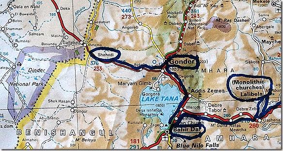 2969 Gondar - Shehedi