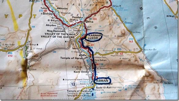 2975 Aswan - Luxor