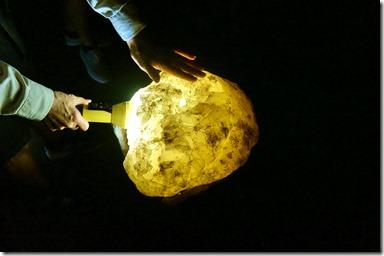 1183 derselbe Stein aber mit einer andern Lichtquelle
