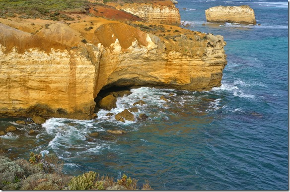 1666 das Meer das unaufhaltsam die Küste auswäscht und neu formt