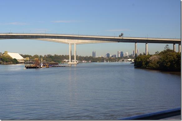 1996 m1 Brücke in Brisbane
