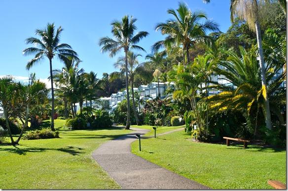 2007 Tangalooma ein weiterer Beweis, dass Australien ein wunderschönes Ferienland ist, aber kein Reiseland