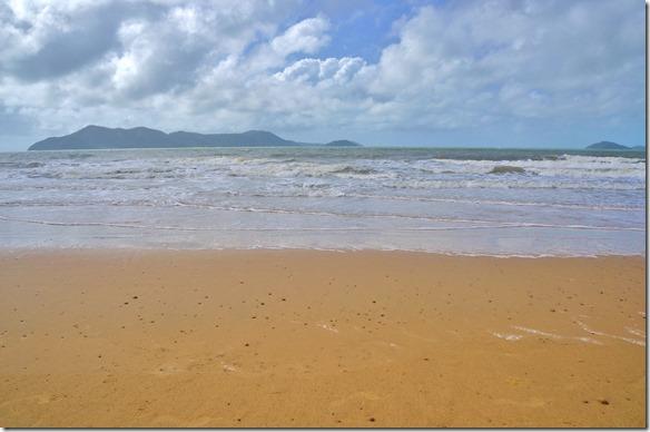 2618 Ausblick auf Dunk Island in Mission Beach