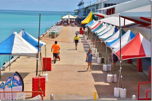 2883 blick auf das bekannteste und beliebteste Hafenrestaurant