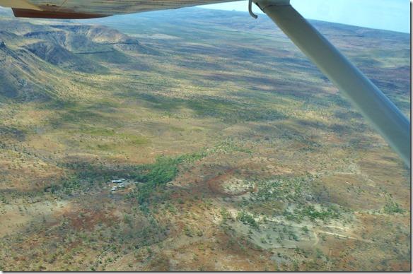 3035 eine Farm mit einer Fläche von 176'000 ha (sie hat den Namen Texas)