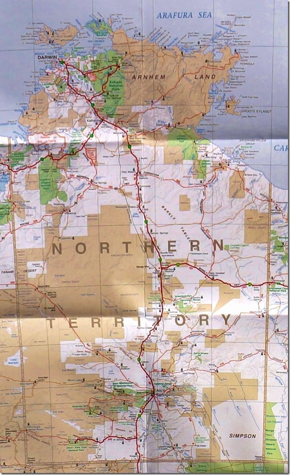 6 Northern Territory