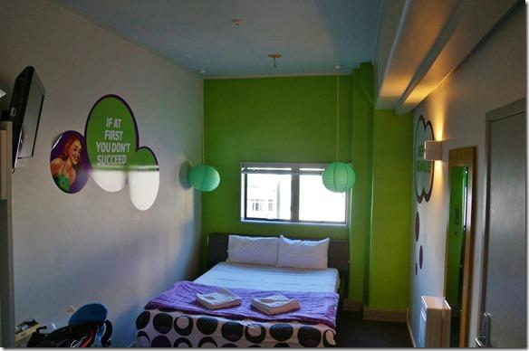 1003 meine erste Übernachtung im Jucy Hotel in Auckland City