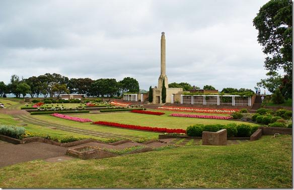 1022 Monument für den ersten gewählten Präsidenten von Neuseeland