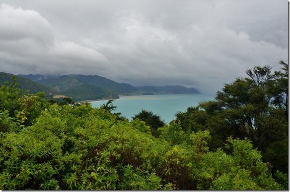 2135 auf dem Weg nach Gisborne über den östlichsten Punkt Neuseelands