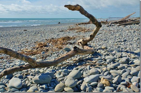 2238 mehr eine Aufnahme für ein Bild als ein Strand miteichem Sand