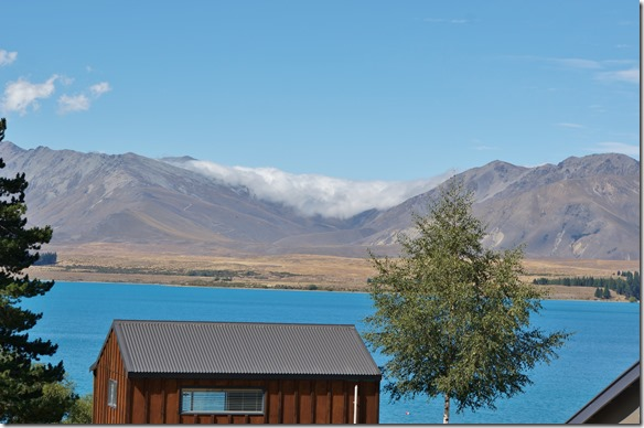 2333 das blaue Wasser des Lake Tekapo