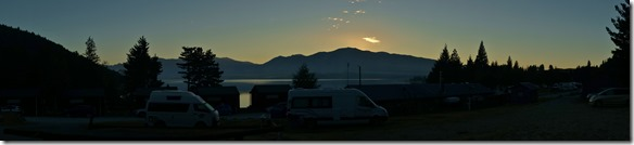 2335 Abendstimmung am Lake Tekapo