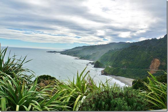 2499 hier dampft der Urwald der bis an die Meeresküste reicht