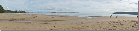 2573 hier im nördlichesten Neuseeland sind die Strände und Buchten sehr verschieden und mit ganz feienm Sand versehen