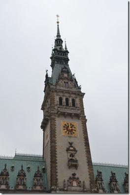 a1004 das Hamburger Rathaus