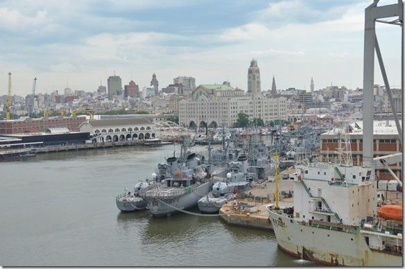 a1743 die uruguayanische Marine