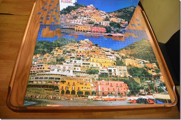 a1370 ein Puzzle das wir nicht ganz fertig brachten