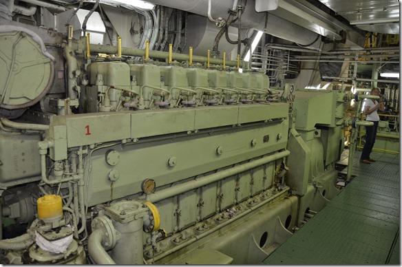 a1516 einer der 8 Zylinder-Generatoren