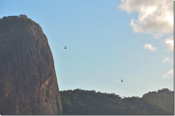 a1644 die Seilbahn von Rio auf den Auslufsberg