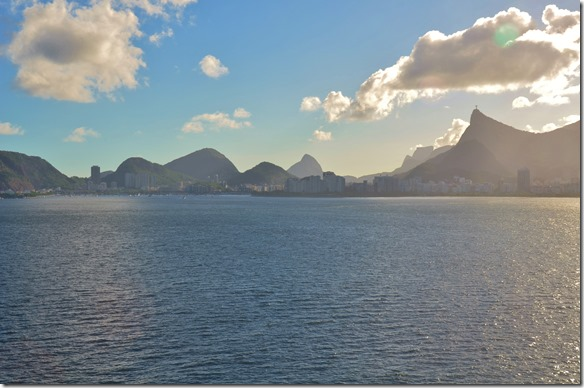 a1647 der Strand Richtung Copacabana