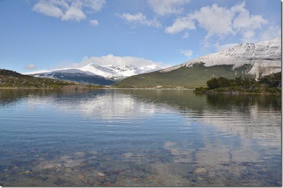 a2185der Gletschersee Lago Capri = wie eine Postkarte