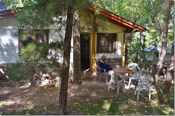 a2295 das Haus das wir für uns haben ist schön in den Bäumen auf ca 1200 MüM gelegen
